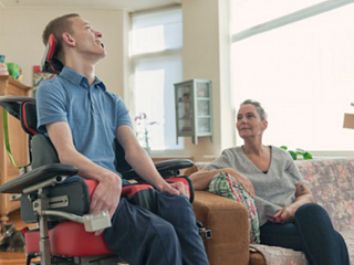 Amyotrophic Lateral Sclerosis (ALS) | Patient Success