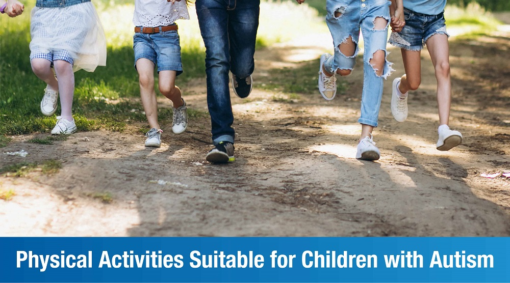 Physical Activities Suitable for Children with Autism